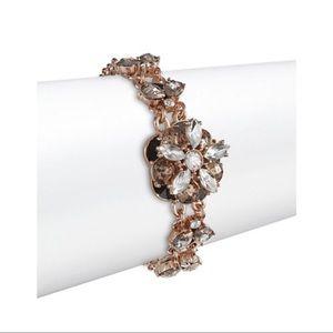 New Kate Spade Fame and Flowers Rose Gold Bracelet